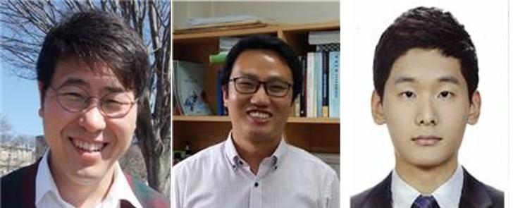 Prof. Sung Jae-young / Prof. Kim Ji-hyun / PhD Student Song Sang-geun